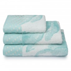 Полотенце Bluastro (голубая) 4576