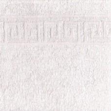 Полотенце махровое цвет белый